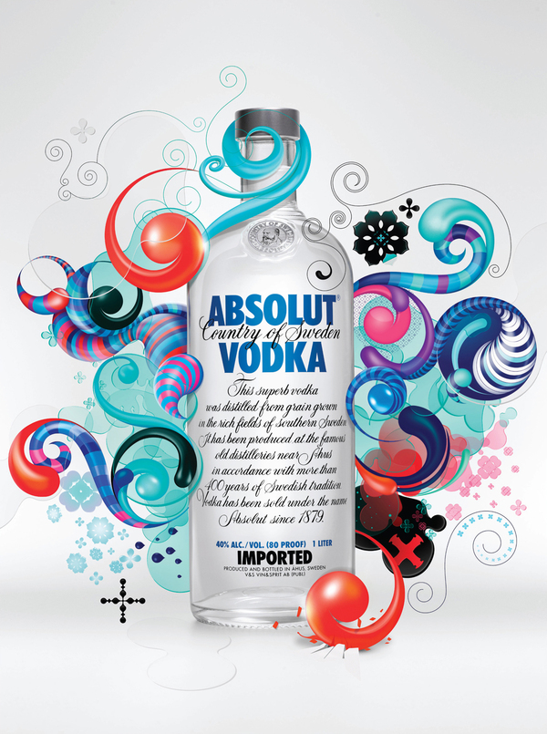 5656db32ba6c4686e498664011d172b51 A World Icon: Absolut Vodka Advertisements and Designs