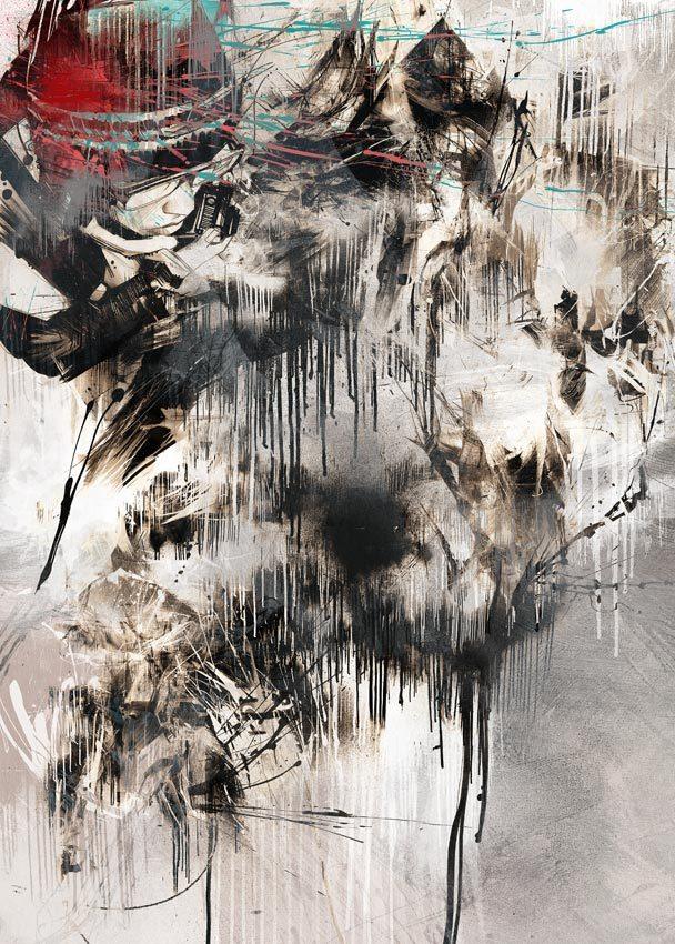5827db4eb8ac11ab51c8eb31da9633f9 20 Excellent Abstract Illustrations by Russ Mills