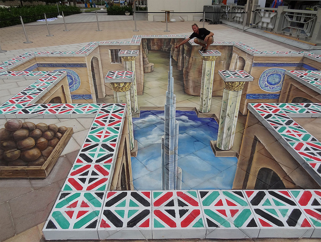 6435839709 33ee2b4c6f z1 What Chalk and Artistry Can Do – 20 Magnificent and Enthralling Samples of Chalk Art