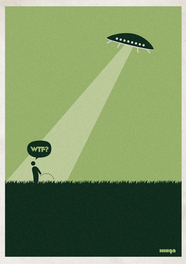 6c3bbeb46319c4596e4944d796eeddc9 Cleverly Hilarious WTF Posters By Estudio Minga