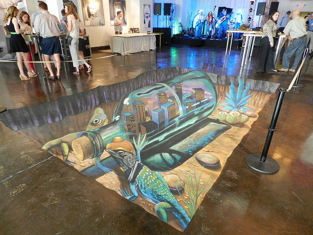 7264139200 121fb0170c z1 What Chalk and Artistry Can Do – 20 Magnificent and Enthralling Samples of Chalk Art