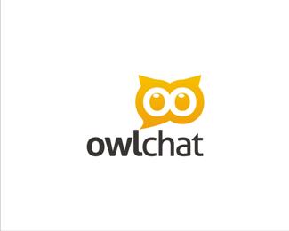 944939049dbebb5a8cb254fd846b4bbb1 35 Wisdom Packed Owl Logo Designs