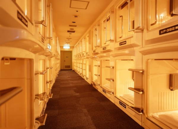 asahi 2 Sleep Utopia: 5 Hip Capsule Hotels from Around the World