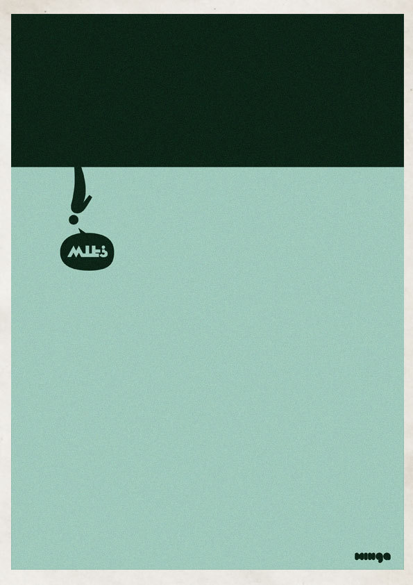 b0690460619114631603084bbac59020 Cleverly Hilarious WTF Posters By Estudio Minga