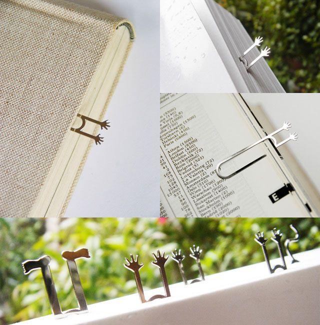 bmark 011 Print not Dead: 25 Creative Bookmark Designs