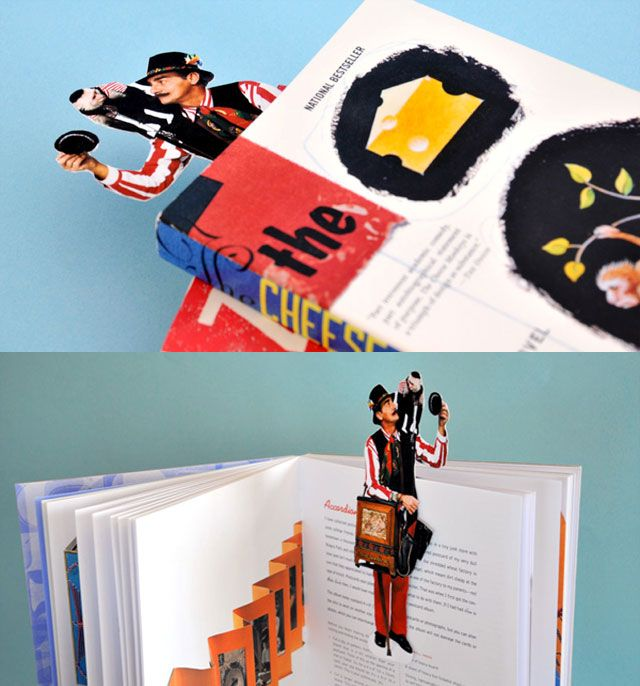 bmark 111 Print not Dead: 25 Creative Bookmark Designs