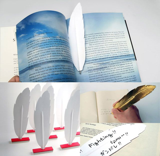 bmark 131 Print not Dead: 25 Creative Bookmark Designs