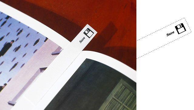 bmark 201 Print not Dead: 25 Creative Bookmark Designs