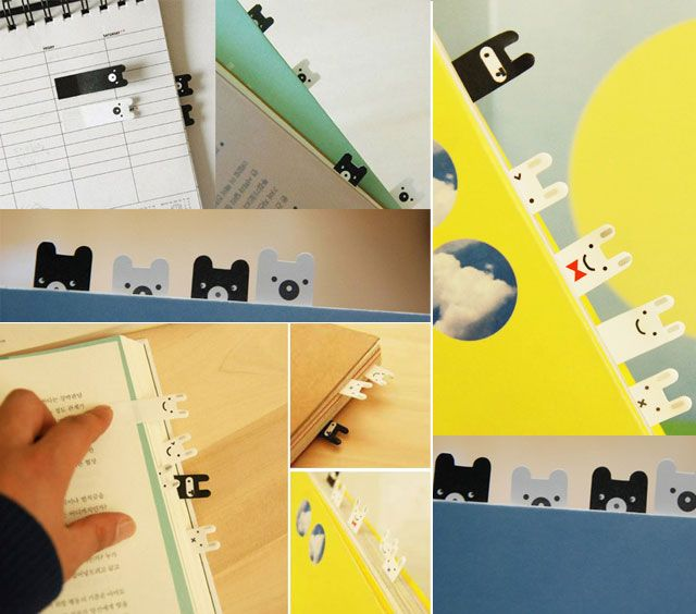 bmark 211 Print not Dead: 25 Creative Bookmark Designs
