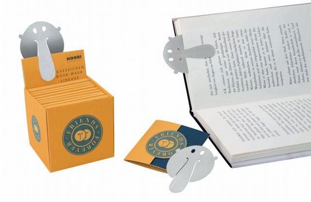 bmark 301 Print not Dead: 25 Creative Bookmark Designs