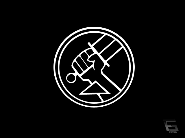 bureau hellboy 20 Fictional Logo Designs for Your Inspiration