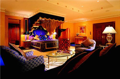 burj al arab 31 Optimized for Opulence: 7 Incredible Hotel Designs
