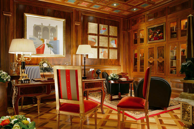 cupolastudio7501 Optimized for Opulence: 7 Incredible Hotel Designs