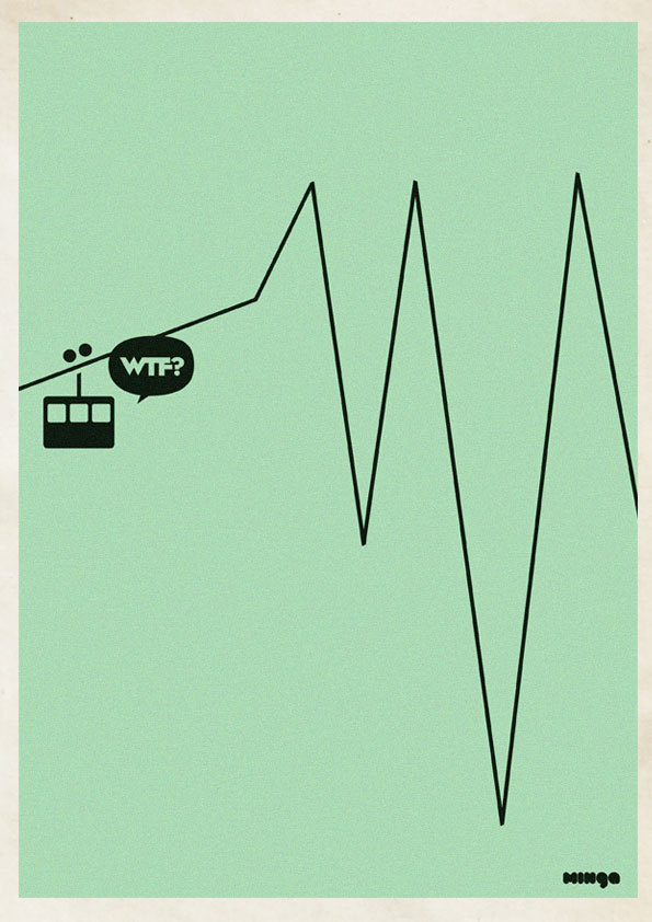 d91799eb26e5f795e1c54981bfcc68c7 Cleverly Hilarious WTF Posters By Estudio Minga