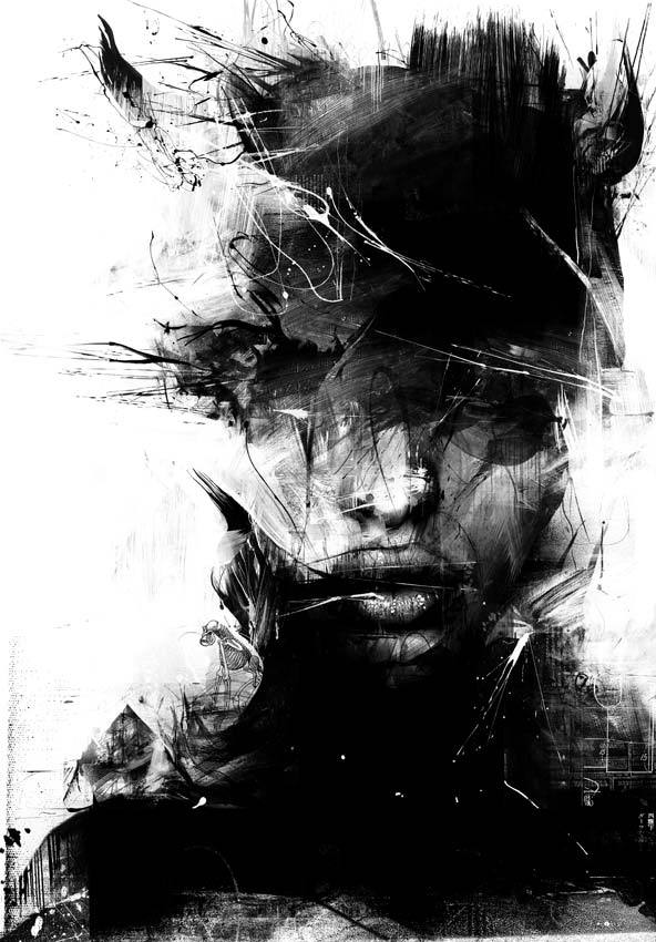f62a288252f89383ba1d94cb4aa03d2a 20 Excellent Abstract Illustrations by Russ Mills