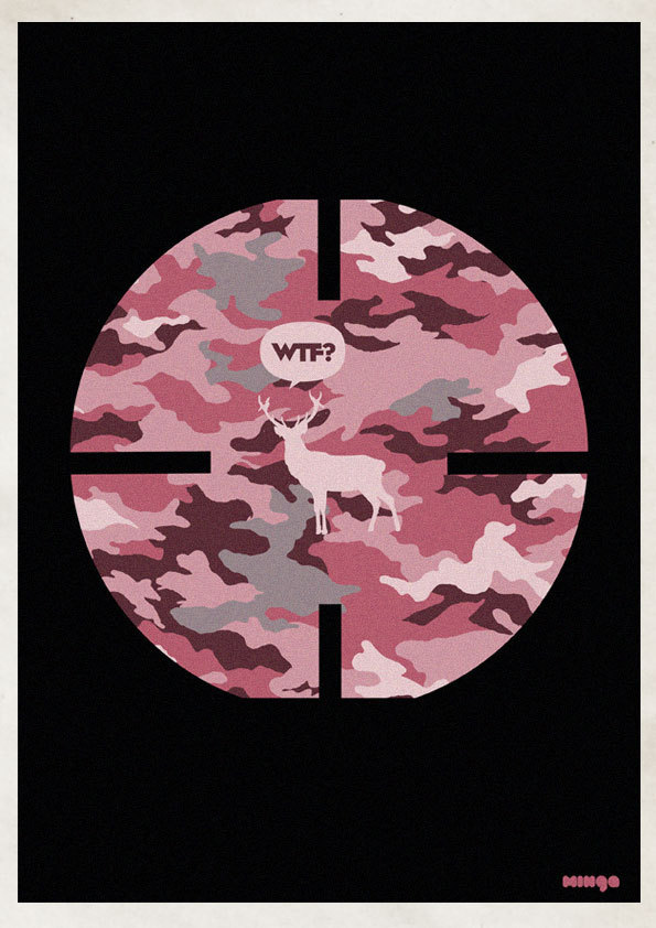 f7fd5a2afc47b39f990ee3be0d664408 Cleverly Hilarious WTF Posters By Estudio Minga