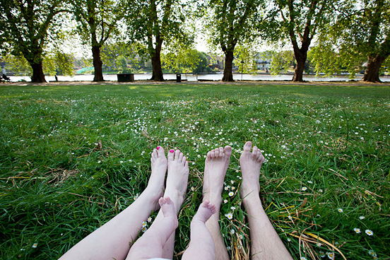 feet 006 Feet First Photography Series by Tom Robinson