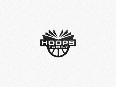 hoops family logo 30 Memorable Logo Identities by Gert Van Duinen