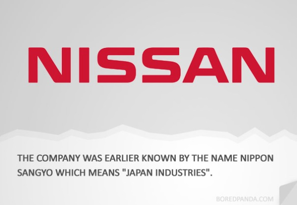 how famous companies got their names 18 How 30 Famous Companies Got Their Names