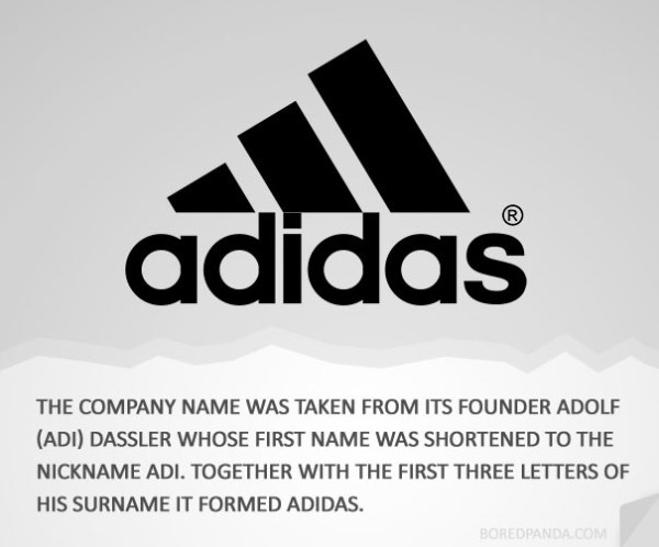 how famous companies got their names 3 How 30 Famous Companies Got Their Names