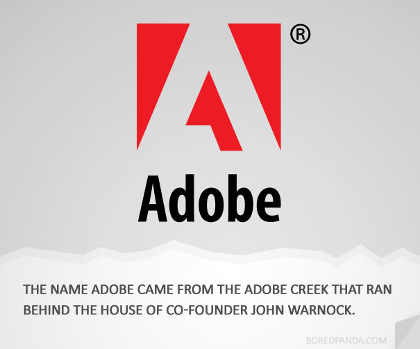 how famous companies got their names 4 How 30 Famous Companies Got Their Names
