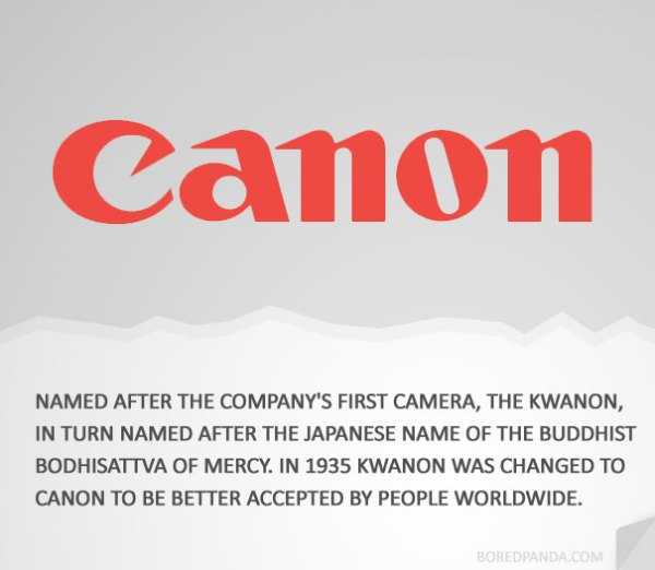 how famous companies got their names 7 How 30 Famous Companies Got Their Names