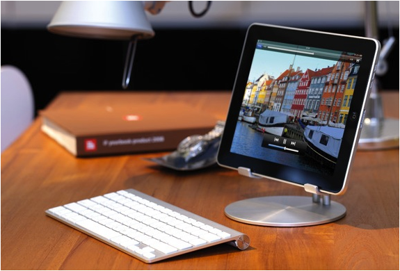 img just mobile upstand1 15+ Innovative Accessories for your iPad