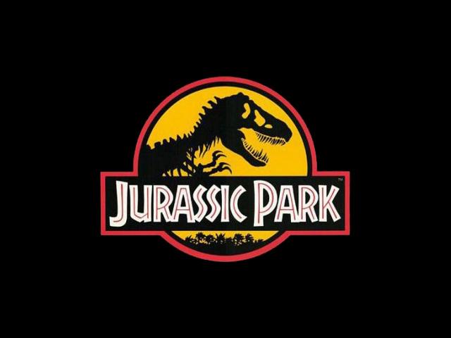 jurasic park 20 Fictional Logo Designs for Your Inspiration