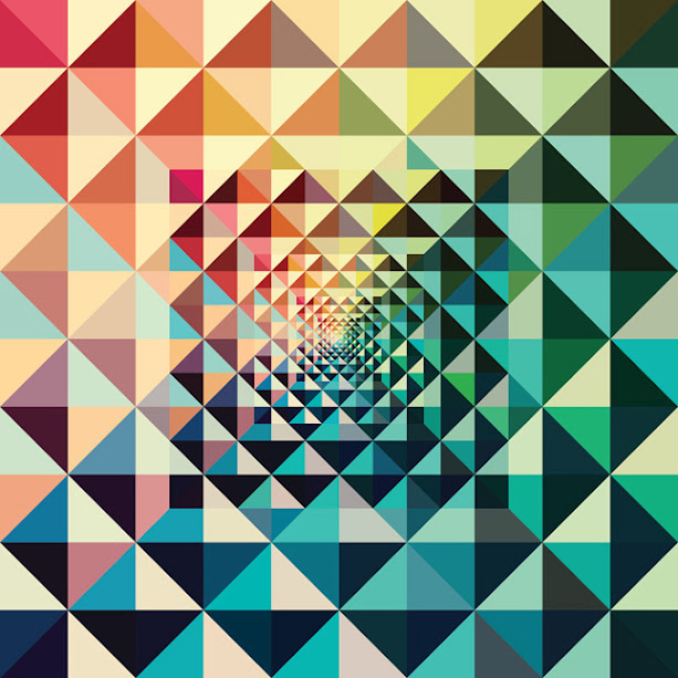 kaleidoscope by andy gilmore 7 Kaleidoscopic and Hypnotic Geometric Compositions by Andy Gilmore