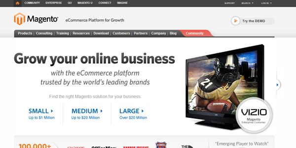 magento Best E Commerce Platforms that Help Small Businesses Cultivate