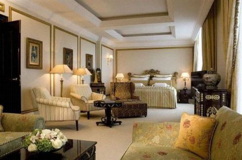 most expensive hotel rooms in the world ritz carlton suite the ritz carlton moscow russia1 Optimized for Opulence: 7 Incredible Hotel Designs