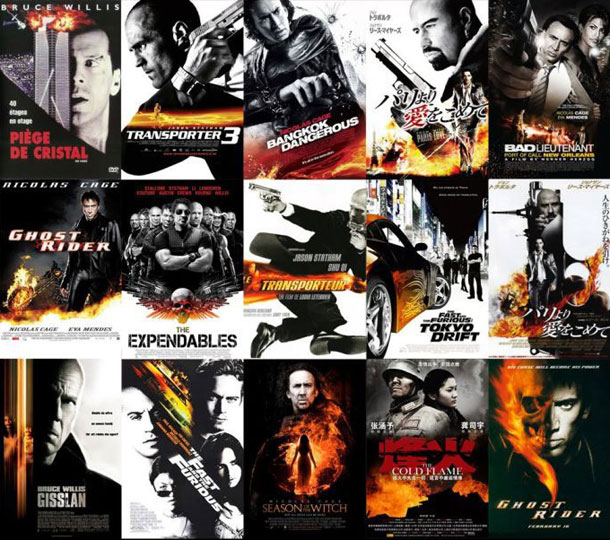 movie poster popular design trends71 Error 404: Hollywood Creativity Cannot be Found