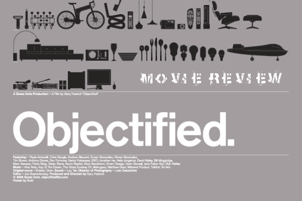 objectified1 Lucky 7: Must See Documentaries for Designers