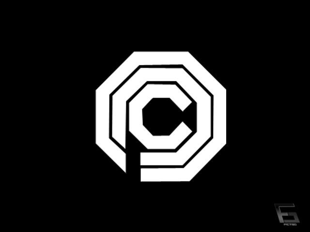 ocp robocop1 20 Fictional Logo Designs for Your Inspiration