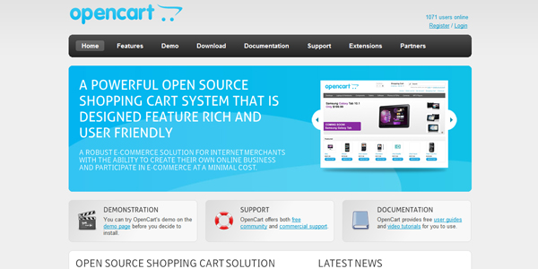 opencart Best E Commerce Platforms that Help Small Businesses Cultivate
