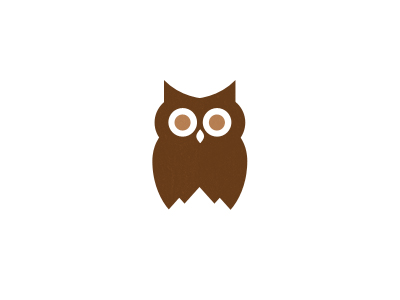 owl1 35 Wisdom Packed Owl Logo Designs
