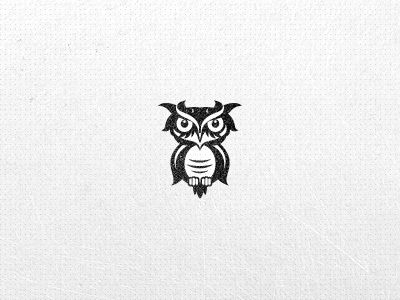 owl11 35 Wisdom Packed Owl Logo Designs