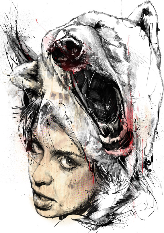 russ mills new2012 01 20 Excellent Abstract Illustrations by Russ Mills