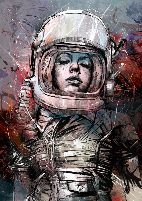 russ mills new2012 04 20 Excellent Abstract Illustrations by Russ Mills
