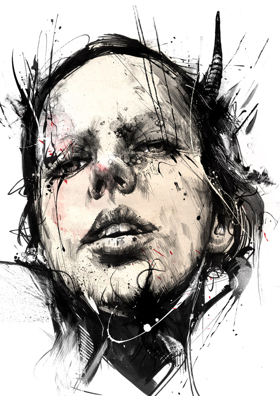 russ mills new2012 05 20 Excellent Abstract Illustrations by Russ Mills