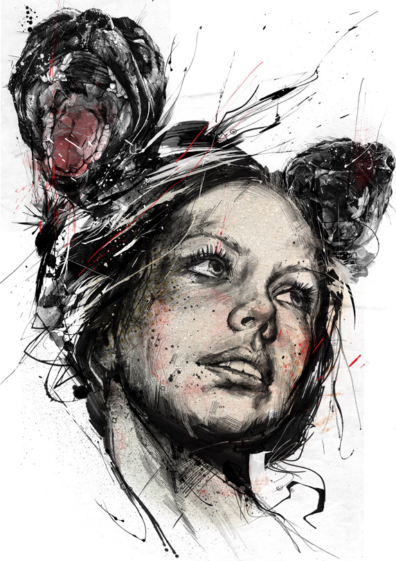 russ mills new2012 07 20 Excellent Abstract Illustrations by Russ Mills