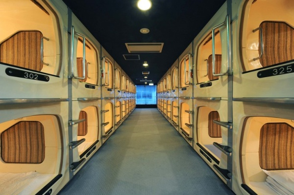 sapporo 3 Sleep Utopia: 5 Hip Capsule Hotels from Around the World