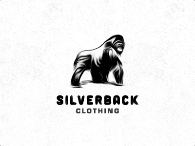 silverback 30 Memorable Logo Identities by Gert Van Duinen