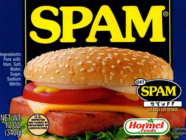 spam Top Tips on Keeping Your Online Identity Safe