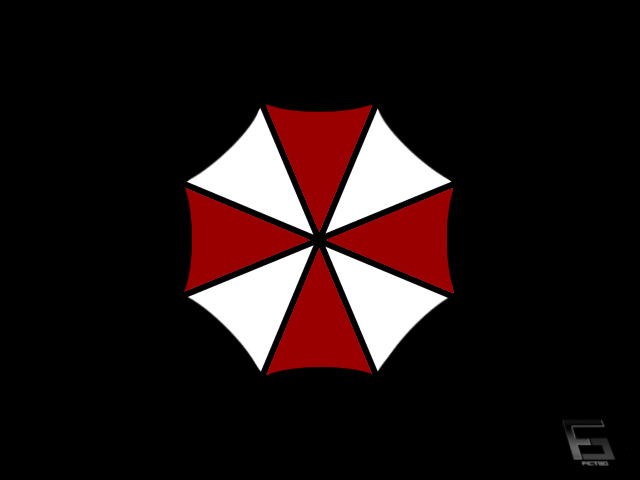 umbrella corp resident evil 20 Fictional Logo Designs for Your Inspiration