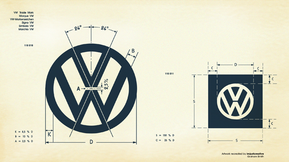 vw logo 5801 Fundamental Elements of a Strong Logo