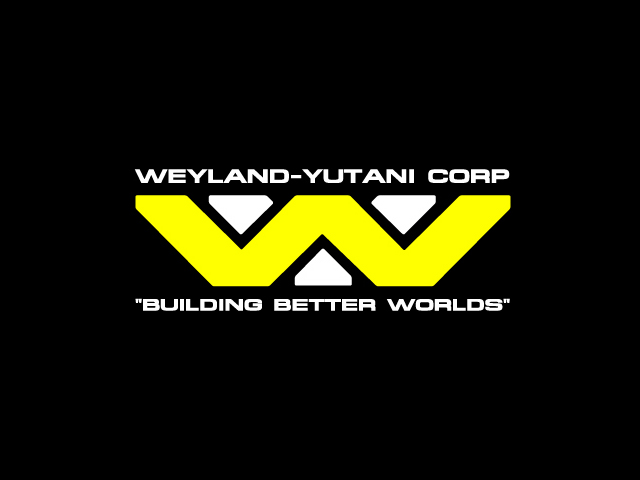 weyland alien series 20 Fictional Logo Designs for Your Inspiration