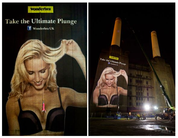 wonderbra 1 preview1 Sex Sells, 45 Creative Sexual Advertisements #2