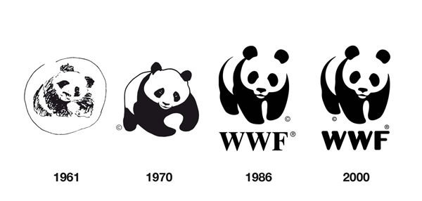 wwf logo Fundamental Elements of a Strong Logo