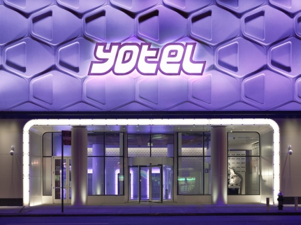 yotel 1 Sleep Utopia: 5 Hip Capsule Hotels from Around the World